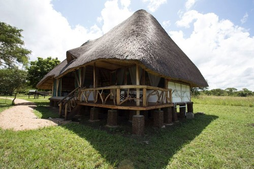 Baker's Lodge, Murchison Falls